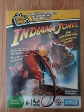 NEW SEALED PARKER BROTHERS INDIANA JONES DVD ADVENTURE GAME
