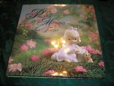 Precious Moments Last Forever by Laura C Martin Collector's Club Edition