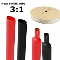 Heat Shrink Tubing Tube Glue Line Wire Insulation Cable Guards Wrap Stop Fraying