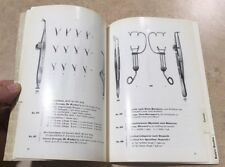 Ernst Grieshaber Ophthalmic Surgical Instruments Needles 1959 Vintage Catalog