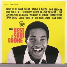 SAM COOKE 'Best Of' Vinyl LP NEW/SEALED
