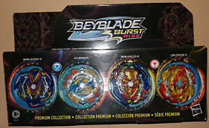 BEYBLADE BURST RISE Premium Collection 4-Pack - NEW IN BOX