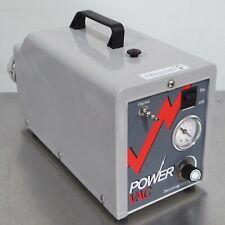 T158671 Precision Medical Powervac Pm61 Aspirator Suction Pump
