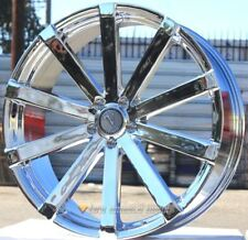 "24"" Inch V12 C WHEELS AND TIRES Camaro Chevelle Skylark Box Chev Impala Cutlass"