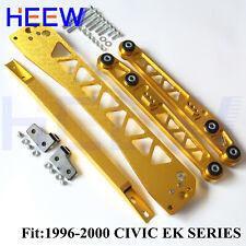 REAR LOWER CONTROL ARM SUBFRAME BRACE TIE BAR FOR HONDA CIVIC EK 96-00 BWR GOLL