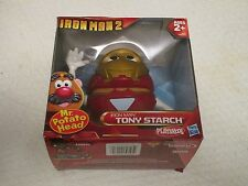 Hasbro Playskool Mr. Potato Head Iron Man 2 Tony Starch New Free Shipping