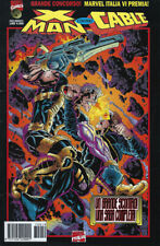 comics X-MAN CONTRO CABLE marvel crossover Nr. 19 Ed. Marvel Panini