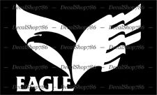 Eagle Tactical Gears - Hunting/Outdoors - Car Vinyl Die-Cut Peel N' Stick Decals
