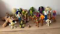SCOOBY DOO TOY  FIGURES - GANG - MONSTERS - FRED SHAGGY - CHOOSE YOUR CHARACTER