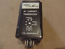 TIME MARK AC CURRENT TRANSDUCER MODEL 278