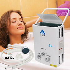 6L LPG Propane Gas Tankless Hot Water Heater Instant Boiler Valentine's Day Gift