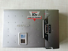 SUPER RARE Sharp MD-S70 MiniDisk Player
