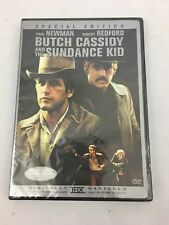 Butch Cassidy And The Sundance Kid (Dvd, 2005, Special Edition) New