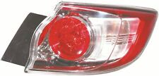Mazda 3 2009-2014 Hatchback Outer Wing Rear Tail Light Lamp O/S Drivers Right