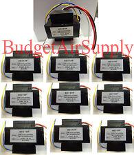 LOT 10 EA Universal 24 volt Transformer 120/208/240 40 VA 60Hz 40310F HVAC