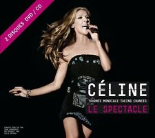 Celine Dion, Anne Ge - Tournee Mondiale Taking Chances [New CD] Germany - Imp