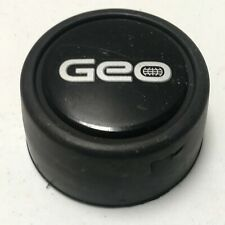 Geo Tracker OEM Wheel Center Cap Black Finish with Gray Letters 43252 56B00