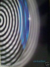 ein-leuchten Museum der Moderne Salzburg Daniela Zyman Ausstellungskatalog 2004
