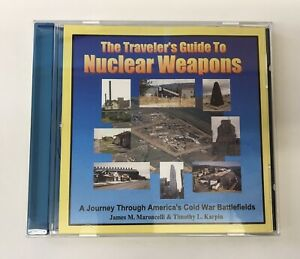 The Traveler's Guide to Nuclear Weapons - Atomic Tourism - Disk