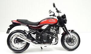 Kawasaki Z 900 Rs Braun-Orangerot scale 1:12 Motorcycle Model From Maisto