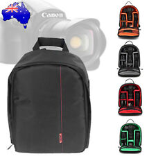 Waterproof Shockproof SLR DSLR Camera Bag Case Backpack For Canon Sony Nikon OZ