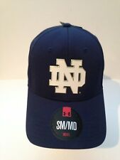 0aa862aca5d80 Notre Dame Fighting Irish Under Armour Stretch fit hat S M Navy