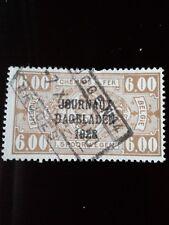 STAMPS - TIMBRE - POSTZEGELS - BELGIQUE - BELGIE 1928  NR.JO13 (ref. OJ18)