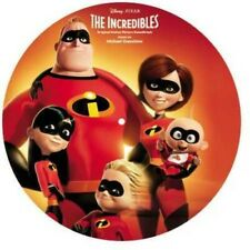 Disney's The Incredibles Soundtrack (180g Vinyl Picture Disc ) New