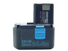 Hitachi Nickel-Cadmium (NiCd) Power Tool Batteries