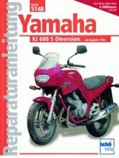 WERKSTATTHANDBUCH REPARATURANLEITUNG WARTUNG 5148 YAMAHA XJ 600 S DIVERSION