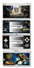 Transformers Vinyl Skin Sticker for Nintendo DSi
