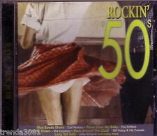 Rocking 50s Hits CD Greatest Fifties GENE VINCENT COASTERS LITTLE RICHARD