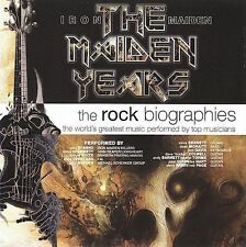 Rock Biographies: Iron Maiden 2009 by Rock Biographies: . EXLIBRARY