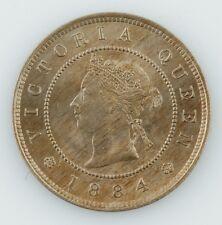 1884 JAMAICA FARTHING JAMAICAN FOREIGN COIN
