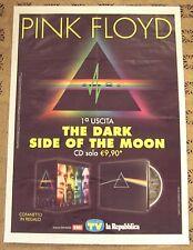 PROMO POSTER PINK FLOYD Dark Side Of The Moon Waters Gilmour CD DVD LP Vinyl