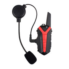 Headset Motorcycle Interphone BT-3.0 Helmet Intercom Fr X3 Plus Walkie Talkie