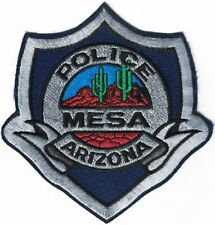 Mesa Police Patch Arizona AZ