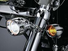 """Kuryakyn 4019 P-CLAMP 1-3/8""""- 1-1/2"""" CHROME HONDA GL1200 GL1100 VT1100 VT600"""