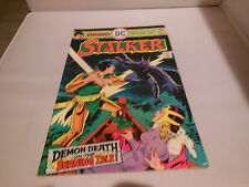 Stalker #3 DC Comic Book (1975) Steve Ditko pencils, Wally Wood inks
