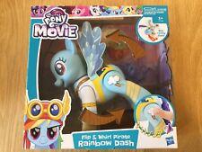 My Little Pony Flip & Whirl Pirate Rainbow Dash Figure - NEW