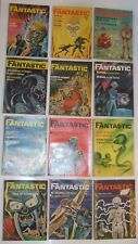Lot  of 12 Issues Fantastic Stories of the Imagination Magazine 1964 Full Year
