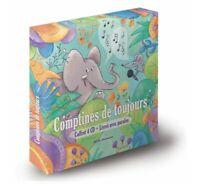 Comptines de toujours -  Coffret 4CD
