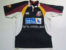 Queensland Reds Super Rugby AUSTRALIA jersey shirt CANTERBURY adult SIZE S