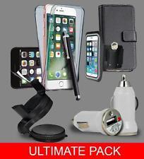 Ultimate accessoire bundle kit pour IPHONE 7-case & support chargeur kit