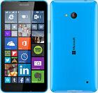NUEVO Nokia Lumia 640 Azul 4g LTE Windows 8 Smartphone Libre 8gb