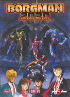 4 Dvd Cofanetto **BORGMAN 2030** BOX 01 nuovo sigillato 1988