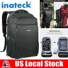 Inateck DSLR Camera Backpack Bag Photo Bag Waterproof Cover for Canon Nikon Fuji
