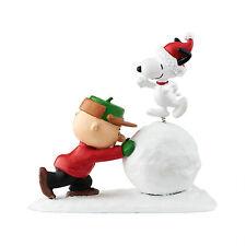 Department 56 Peanuts Snowball Dancing Figure 4051745