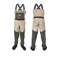 Fly Fishing Wading Pants Hunting Waterproof Chest Waders Clothes Overalls
