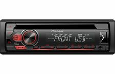 Pioneer DEH-S1100UB 1-DIN Car Stereo CD Player Receiver with Aux USB™